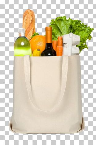 Plastic Bag Grocery Store Reusable Shopping Bag PNG