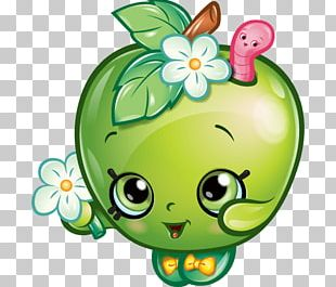 Shopkins Apple Cupcake Moose Toys Frosting & Icing PNG