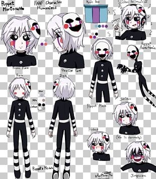 Five Nights At Freddy's 2 Five Nights At Freddy's: Sister Location Five Nights At Freddy's 4 Marionette Puppet PNG
