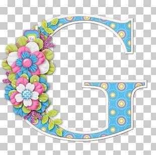 Letter Alphabet Flower G Cadmus PNG