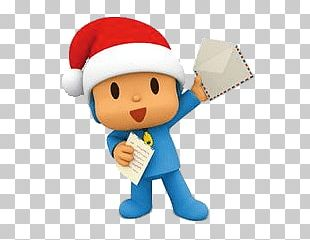 Pocoyo Opening Mail PNG