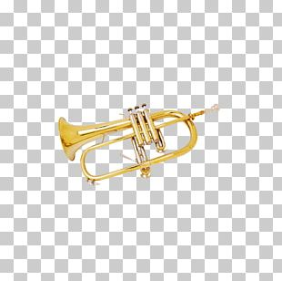 Trumpet Saxophone Musical Instrument PNG