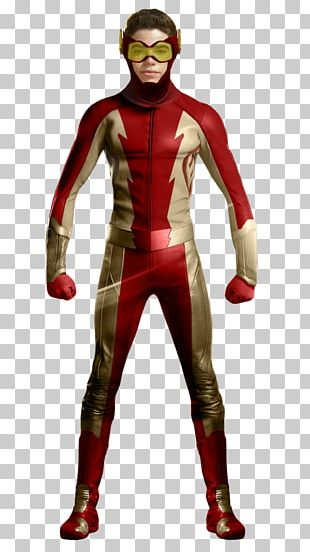 Flash Wally West Bart Allen Impulse The CW Television Network PNG