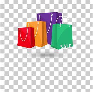 Paper Shopping Bag Online Shopping PNG