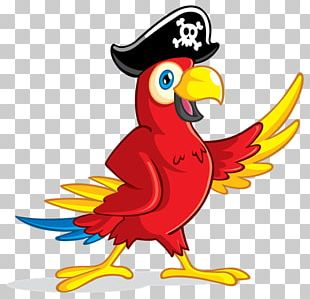 Pirate Parrot Pirate Parrot We Are Pirates PNG