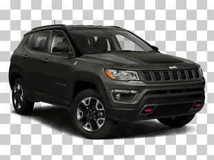 Chrysler 2018 Jeep Compass Trailhawk SUV Sport Utility Vehicle Car PNG