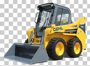 Skid-steer Loader Heavy Machinery Gehl Company Schraufnagel Implement Inc PNG
