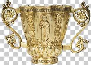 The Silver Chalice Russia Gold Stock Photography PNG