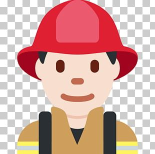 United States Firefighter Fire Department Emoji Fire Engine PNG