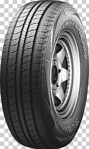 Car Motor Vehicle Tires Kumho Road Venture APT KL51 Kumho Tire Tyre Marshal Road Venture APT KL51 PNG