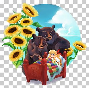 Goldilocks And The Three Bears Children's Literature Poetry PNG