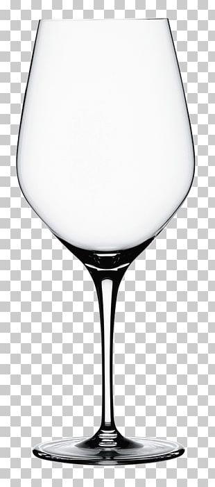 Wine Glass Spiegelau Bordeaux Wine Champagne PNG