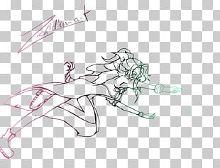 Drawing Homo Sapiens Line Art Sketch PNG