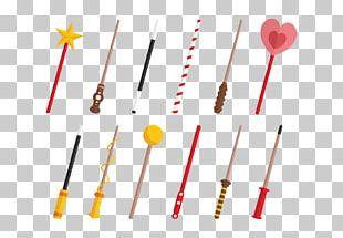 Magic Stick Wand PNG