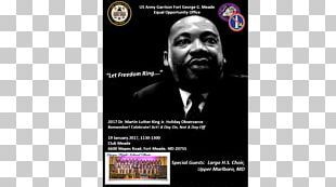 Martin Luther King Jr. I Have A Dream Advertising Injustice Anywhere Is A Threat To Justice Everywhere. Poster PNG