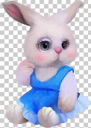 Domestic Rabbit Stuffed Animals & Cuddly Toys PNG