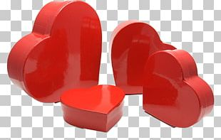 Gift Box Valentine's Day Heart Holiday PNG
