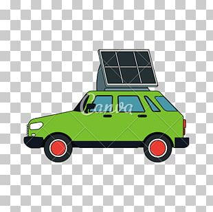 Solar Car Solar Vehicle Solar Power Solar Panels PNG