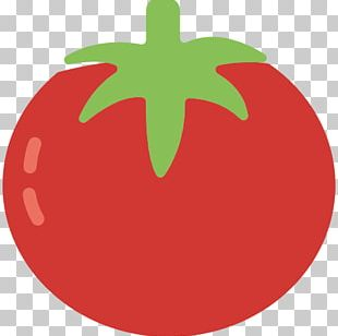 Vegetarian Cuisine Pizza Tomato Icon PNG
