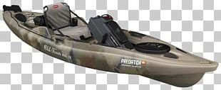 Boat Predator Kayak Fishing Canoe PNG