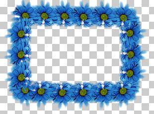 Petal Flower Floral Design Frames PNG