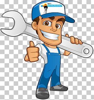Car Auto Mechanic Automobile Repair Shop PNG