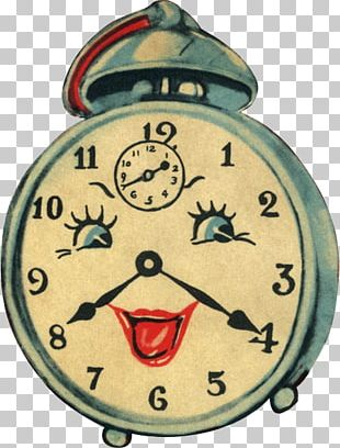 Table Alarm Clock Clock Face PNG