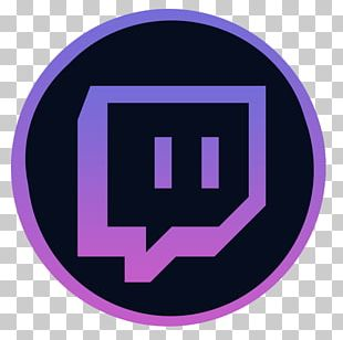 Twitch Streaming Media Logo PNG