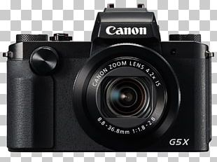 Canon PowerShot G7 X Canon PowerShot G9 X Point-and-shoot Camera PNG