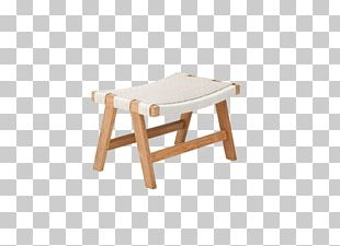 Table Footstool Furniture PNG