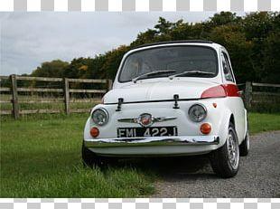 Fiat 500 Abarth Fiat 600 Car PNG