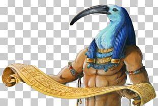 Thoth Ancient Egypt Egyptian Hieroglyphs PNG