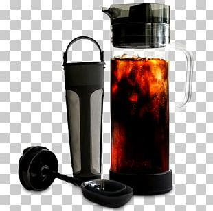 Iced Coffee Cold Brew Cafe Tea PNG