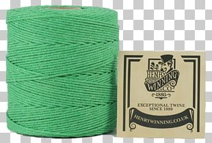 Twine Rope Craft Thread Butcher PNG