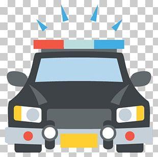 Police Car Emoji Police Officer PNG