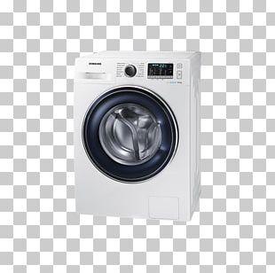 Washing Machines Samsung 8kg Smart Washing Machine Samsung WW500 8kg PNG