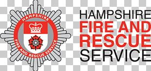 Hampshire Fire And Rescue Service Fire Department Firefighter Emergency Service PNG