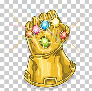 The Infinity Gauntlet YouTube Thanos T-shirt Glove PNG