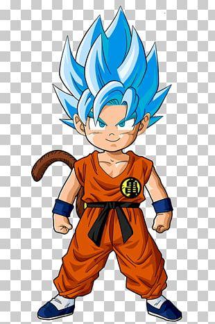 Goku Vegeta Majin Buu Dragon Ball Super Saiyan PNG
