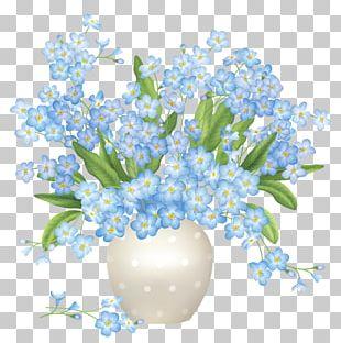 Flower Bouquet Vase Floral Design PNG