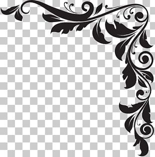 Stencil Photography Text Ornament Pattern PNG