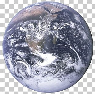 Earth The Blue Marble Apollo 17 PNG