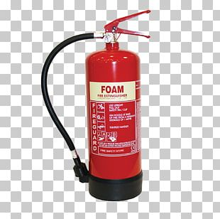 Fire Extinguisher Firefighting Foam Fire Class PNG
