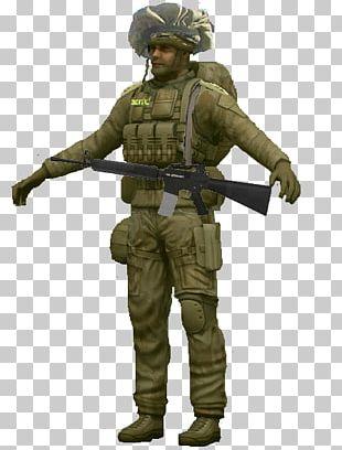 Soldier Israel Defense Forces Infantry Military Uniform PNG