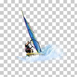 Windsurfing Sailing PNG