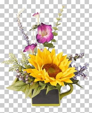 Cut Flowers Floral Design Artificial Flower Floristry PNG