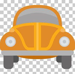 Compact Car Automotive Design PNG