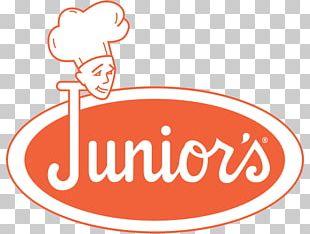 Junior's Cheesecake Delicatessen New York City Logo PNG