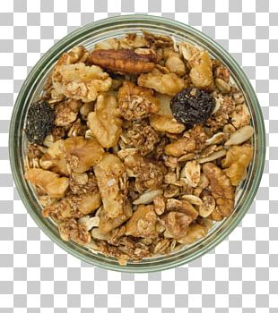 Muesli Breakfast Cereal Vegetarian Cuisine Food PNG