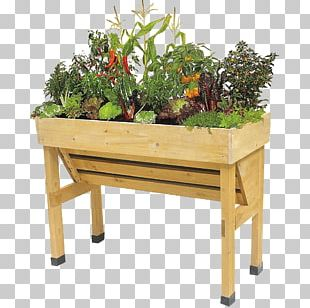 Raised-bed Gardening Flowerpot The Home Depot PNG